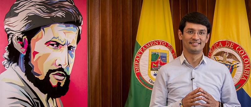 INCLUSOCIAL le otorgó  al Dr.  Camilo Romero Galeano el premio  «Gobernador Solidario e Incluyente de Colombia 2016 – 2017»