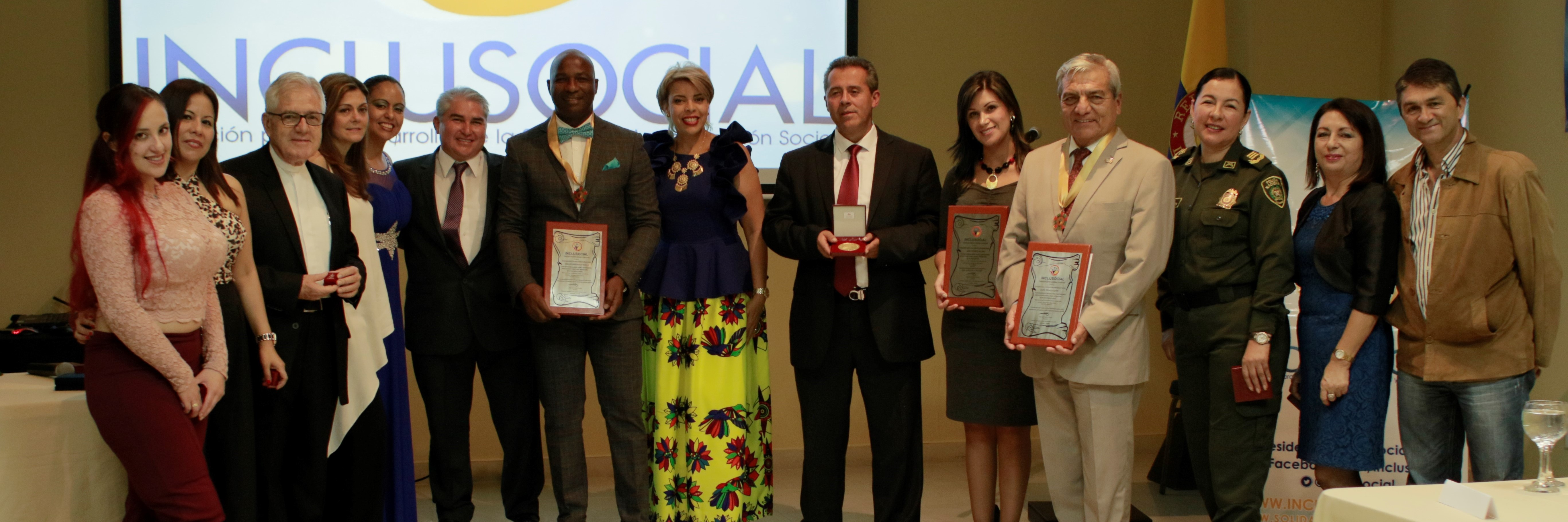 Video Oficial de la ceremonia de premiación Alcalde Solidario e Incluyente de Latinoamérica 2017
