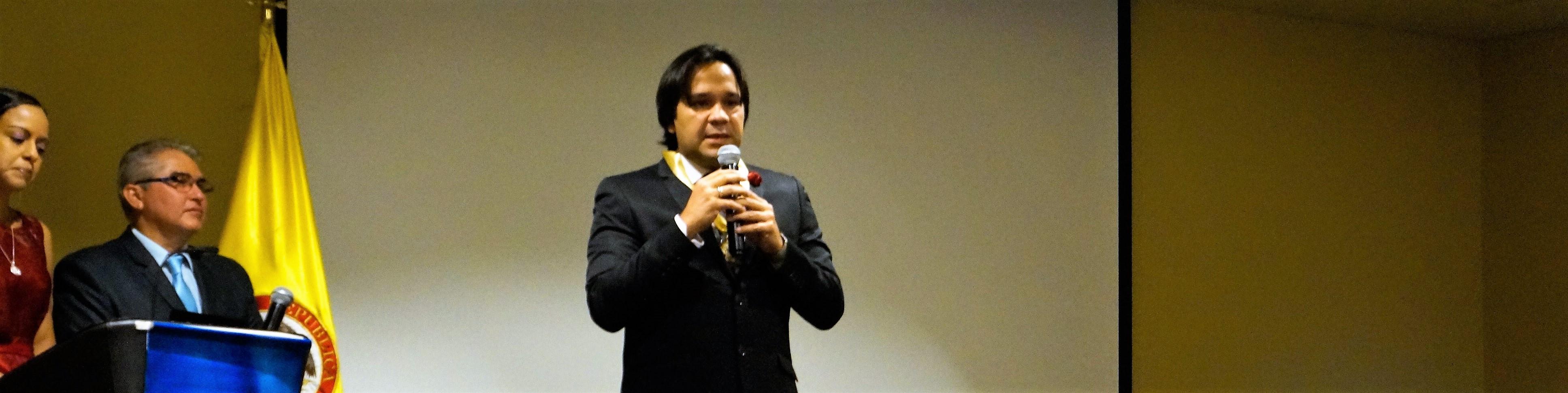 Lázaro Rafael Escalante, Alcalde de Baranoa (Colombia) 2018.