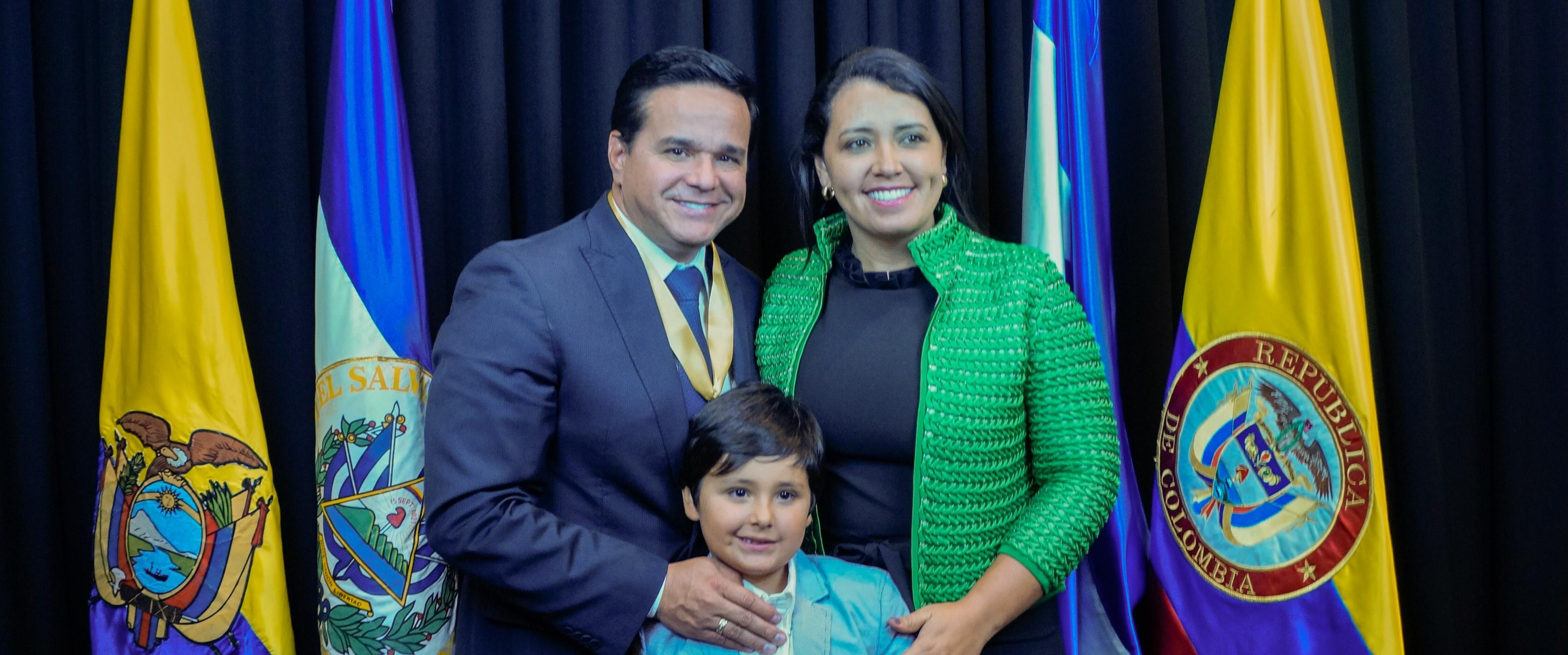 Ariel Fernando Rojas Rodríguez, Alcalde de San Gil (Colombia) 2018.