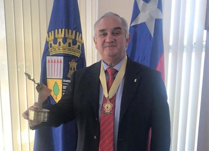 Luis Alberto Gengnagel  recibiò el premio «Alcalde Solidario e Incluyente de Latinoamérica 2019»