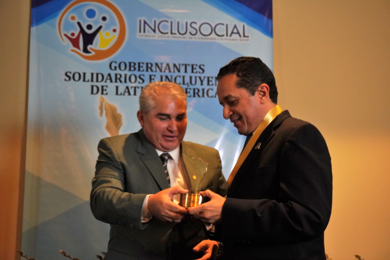 Ceremonia de Premiación «Gobernador Solidario e Incluyente de Latinoamérica 2019»